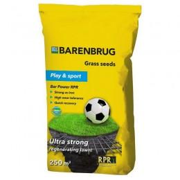 Газонная трава Barenbrug play and sport (игра и спорт) 5 кг