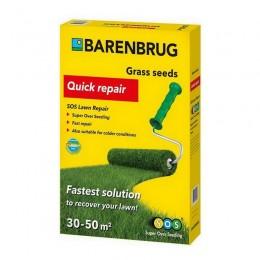 Газонная трава Barenbrug Quick repair (быстрый ремонт) 1 кг