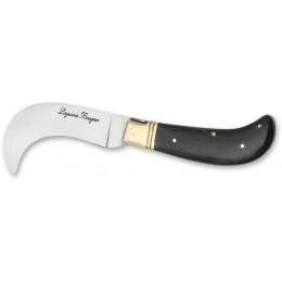 Нож Laguiole Bougna 3614 серповидный