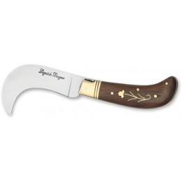 Нож Laguiole Bougna 3613 серповидный