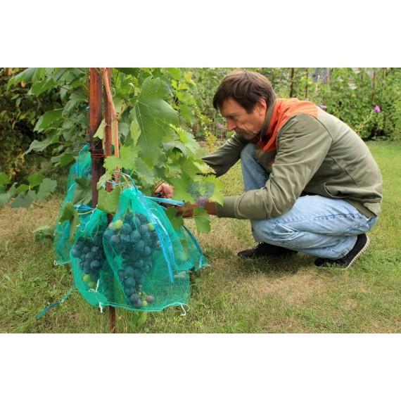 Сетка-мешок для защиты винограда от ос 28*40 cм, 5 кг