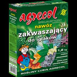 Удобрение Agrecol для подкисления черники и кислолюбивых растений 1,2 кг
